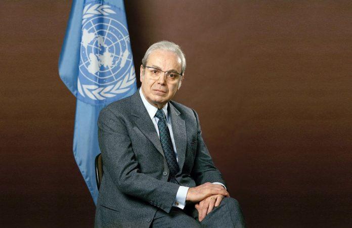 UN mourns passing of former Secretary-General Javier Perez de ...
