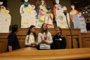 Jongeren-in-parlement-project-democratietrein